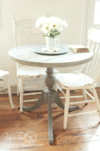 She's Got Legs…{She Knows How to Use Them!}  My New Cable Spool Table