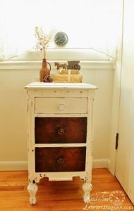 A Little Vanity Dresser