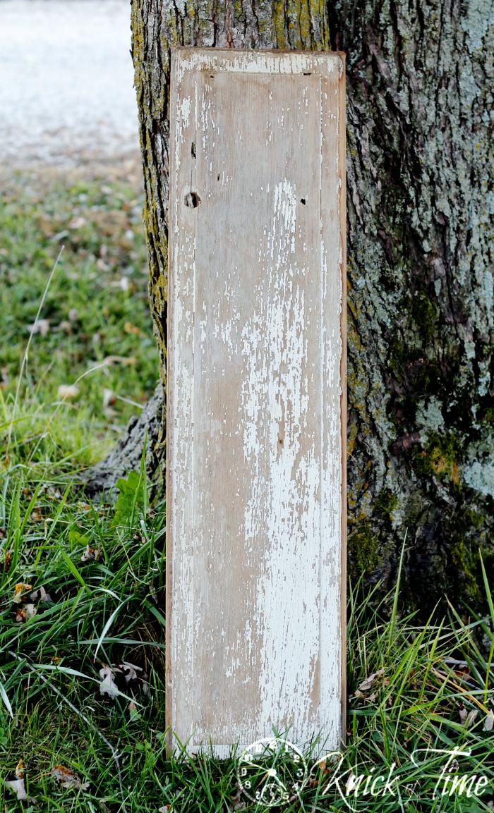 chippy door panel