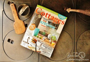 My Farm Country Kitchen in Cottages & Bungalows magazine