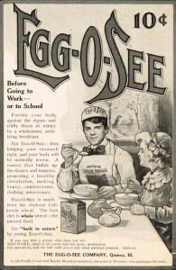 Royalty Free Antique Graphics – Egg-O-See & Ketchup Advertisements