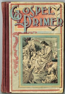 Antique Graphics Wednesday – 1895 School Primer Pages