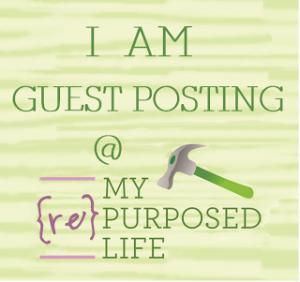 I'm Off Visiting at My Repurposed Life