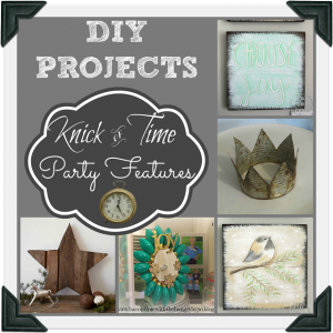 Knick of Time Tuesday #118 – Vintage Inspiration Party