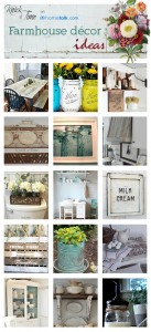 Farmhouse Decor | 20+ Best Thrifty DIY Projects With Farmhouse Style
