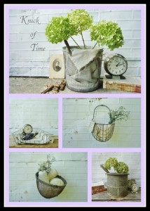 A Theme for Thursday – {Baskets}