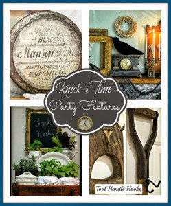 Knick of Time Tuesday #109 – Vintage Inspiration Link Party