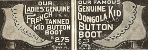 Antique Graphics Wednesday – 1888 Advertisements