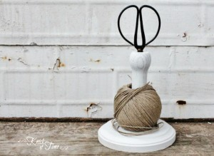 Wooden Twine Holder – Pinned and Done!