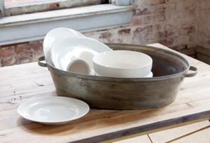 {Get the Look} – Antique Farmhouse Wash Tub