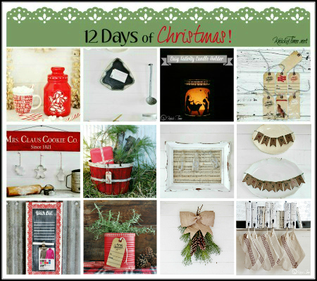 Inexpensive Christmas Gifts, Crafts and Projects - KnickofTime.net