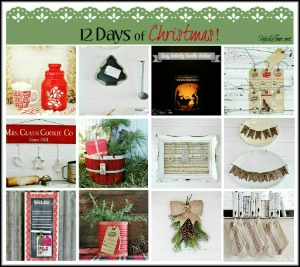 12 Days of Christmas collage final