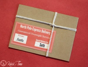Brown Paper Packages Gift Card Holders