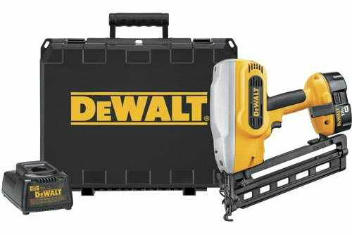 Dewalt Finish Nailer