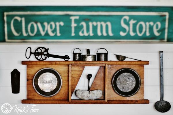 Farmhouse Kitchen Wall Decor