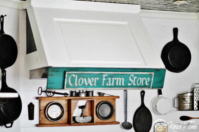 Farmhouse Oven Range Hood