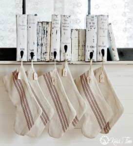 Christmas Books Stocking Hanger – Christmas Finale!
