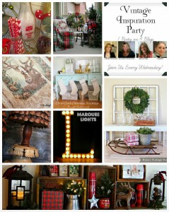 Vintage Inspiration Party #167 – Christmas Decor & So Much More!!