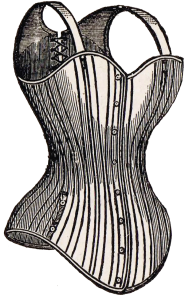 Printable Antique Advertisement – Corset Waist