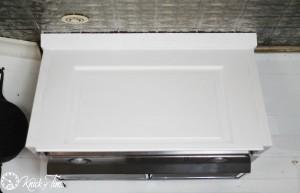 custom oven range hood