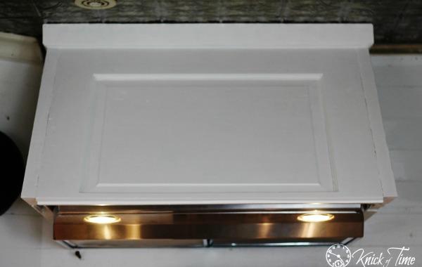 oven range hood