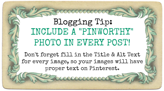 Get Photos Pinned on Pinterest