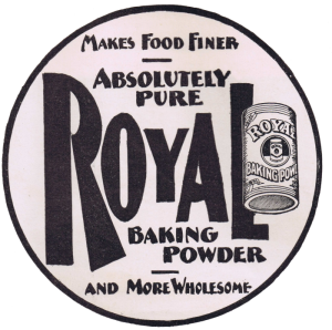 Royal Baking Powder Advertisement Printable