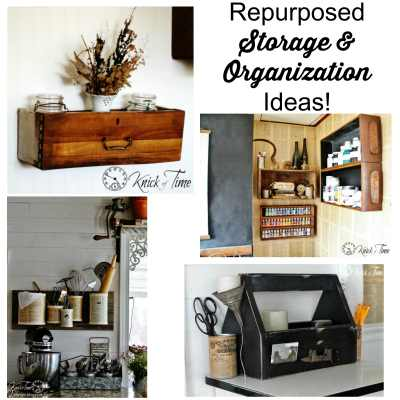 Storage and Organization Ideas