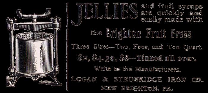 antique advertisement printable