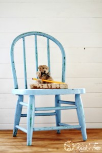 Little Child's Chair