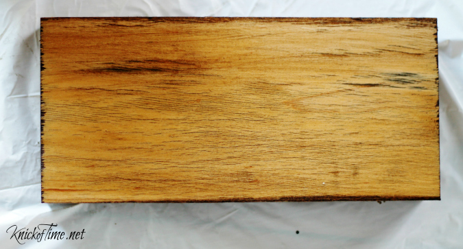 wood for image transfer