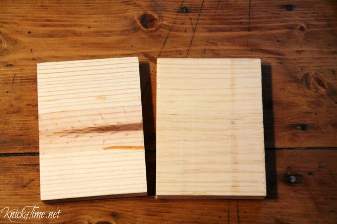 repurpose wood scraps