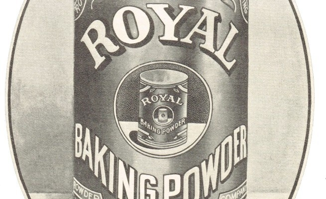 1900's Royal Baking Powder Advertisement