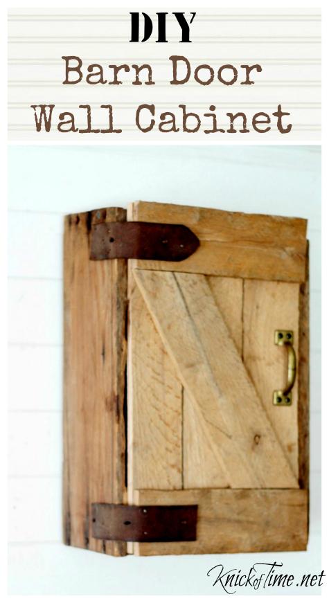 Beau DIY Barn Door
