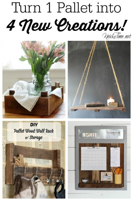 Pallet Wood Projects