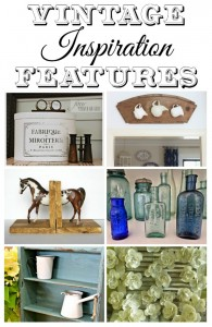 Vintage Inspiration Party #177 – Architectural Salvage, Milk Paint, Horses and More!