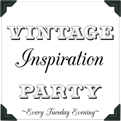 Vintage Inspiration Party at KnickofTime.net