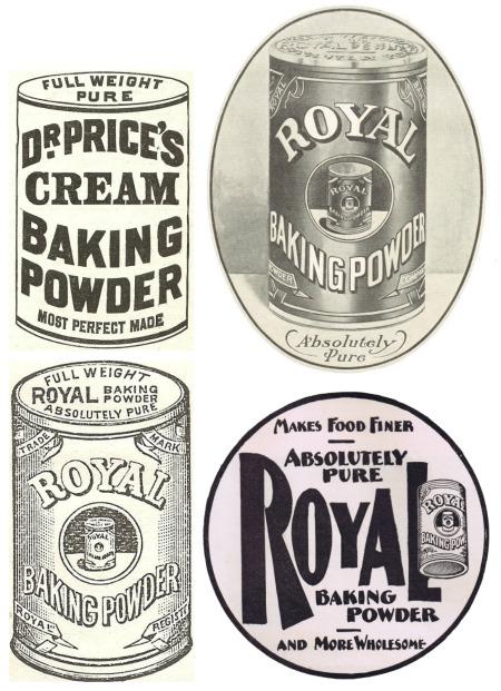baking powder advertisements