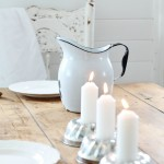 farmhouse table centerpiece