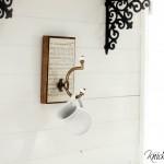 farmhouse wall hook
