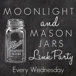 moonlight and mason jars