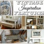 vintage home decor salvaged metal arrow and more