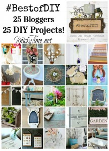 #Best of DIY & an Easy DIY Antique Style School Chart