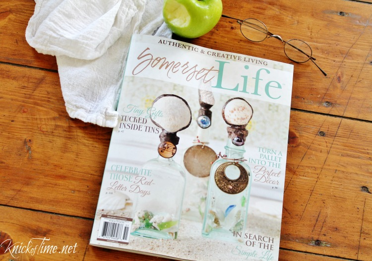 Somerset Life cover