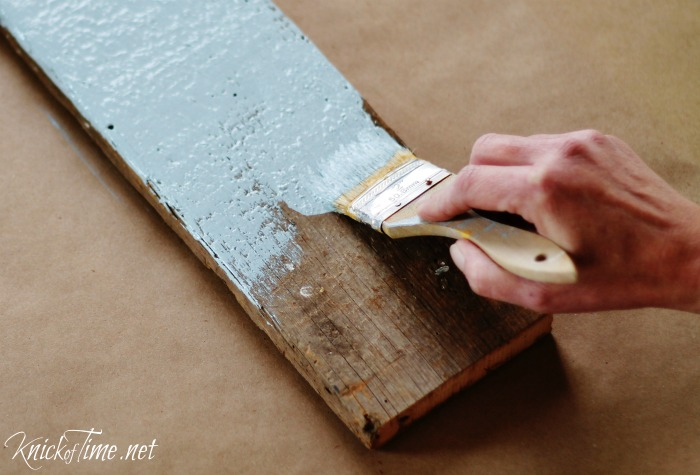 Valspar Chalky Finish Paint