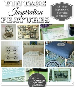 Vintage Inspiration Party 184 – Bed Springs, Bed Sheets and More!