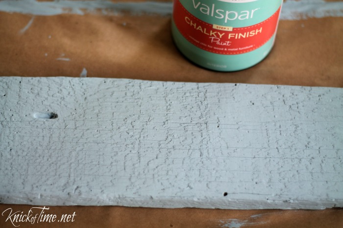 valspar chalk paint product review - www.knickoftime.net
