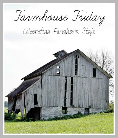 Farmhouse Friday farmhouse design and decor ideas - KnickofTime.net