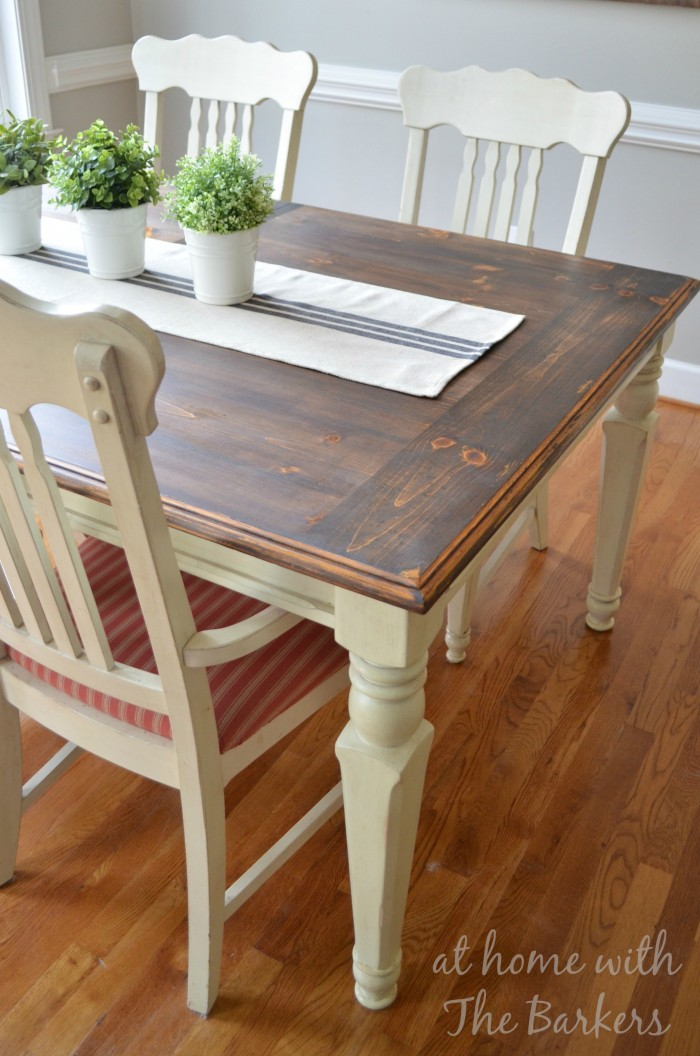 Farmhouse Kitchen Tables To Diy With Amazing Farmhouse