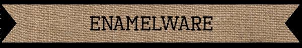 banner enamelware